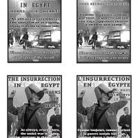 L'insurrection en égypte