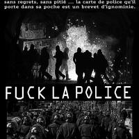Fuck la police