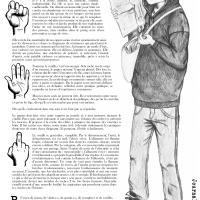Roches, Papier, Allumettes