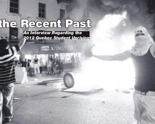 Un coup du passé récent: Retour sur 2012