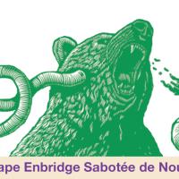 Soupape Enbridge Sabotée de Nouveau