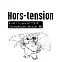 Haute-tension/Hors-tension : Non à la ligne de 735kV