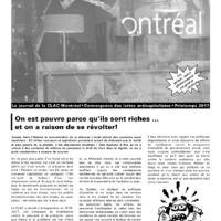 Coup d'éclat : le journal de la CLAC