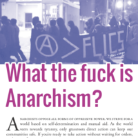 L'anarchie : What The Fuck?