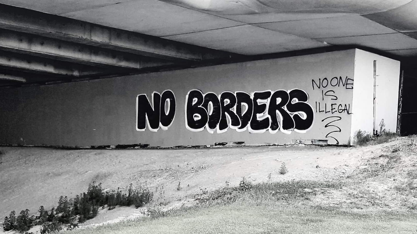 Pas de Frontières : Personne N'est Illégal