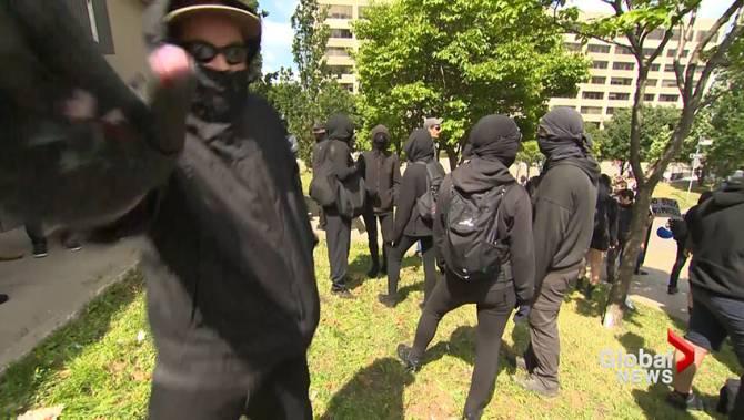 Entrevue avec un organisateur.ice antifasciste à Montréal