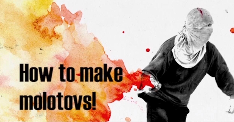 Comment fabriquer des cocktails molotovs