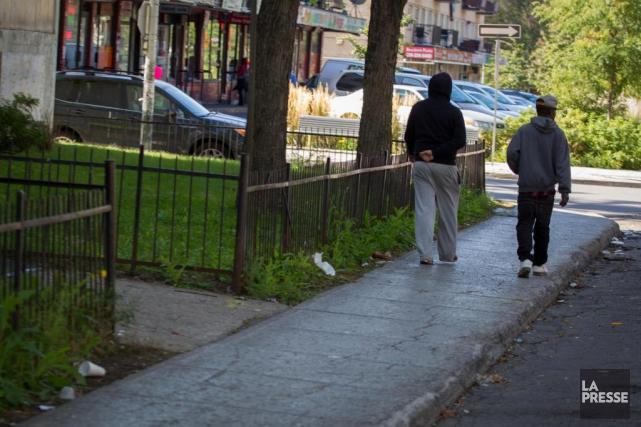Tension sociale face à la police dans Montréal-Nord