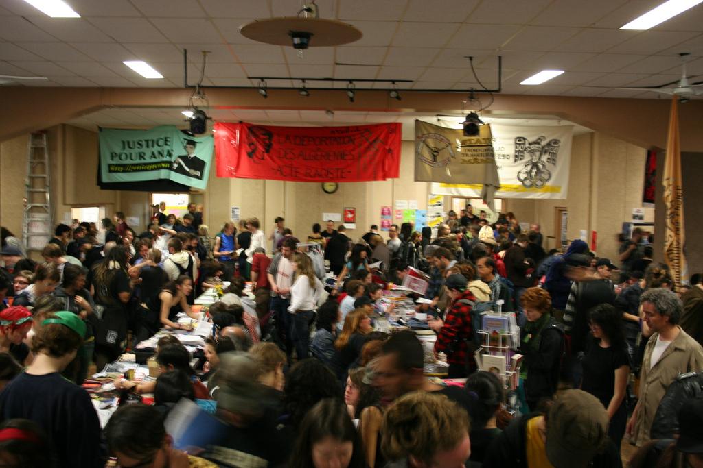 Appel pour présentations: La Conférence du Réseau d'études anarchistes d'Amérique du Nord