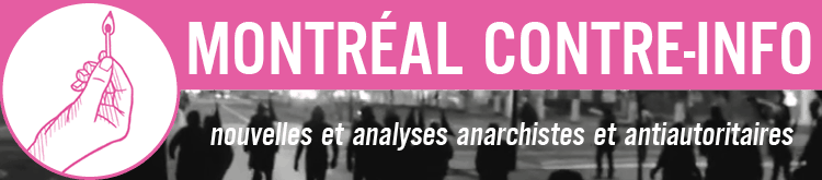 Evenements Montreal Counter Information