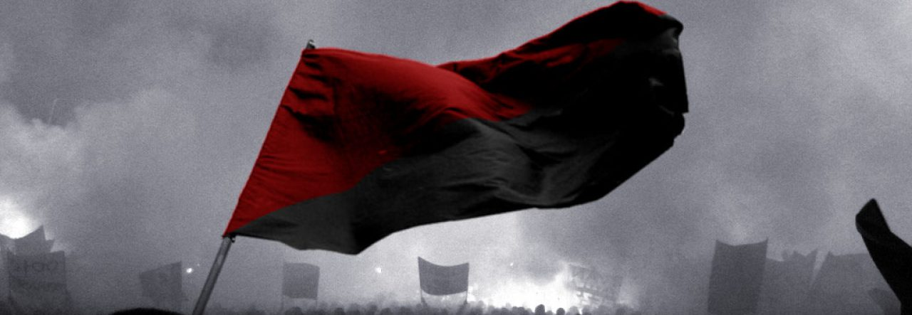 Affiches abstentionnistes et perspective anarcho-syndicaliste sur les élections
