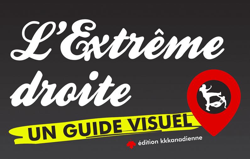 L'extrême droite : un guide visuel (Édition KKKanadienne)