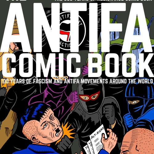 Bella Ciao Épisode 4: Lancement de la BD Antifa de Gord Hill