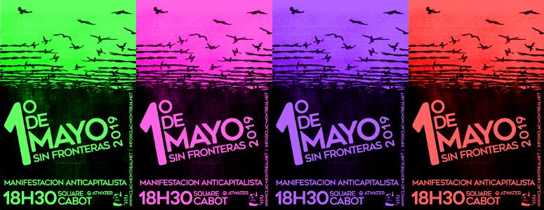 La CLAC: Communiqué d'après-manif du 1er Mai anticapitaliste