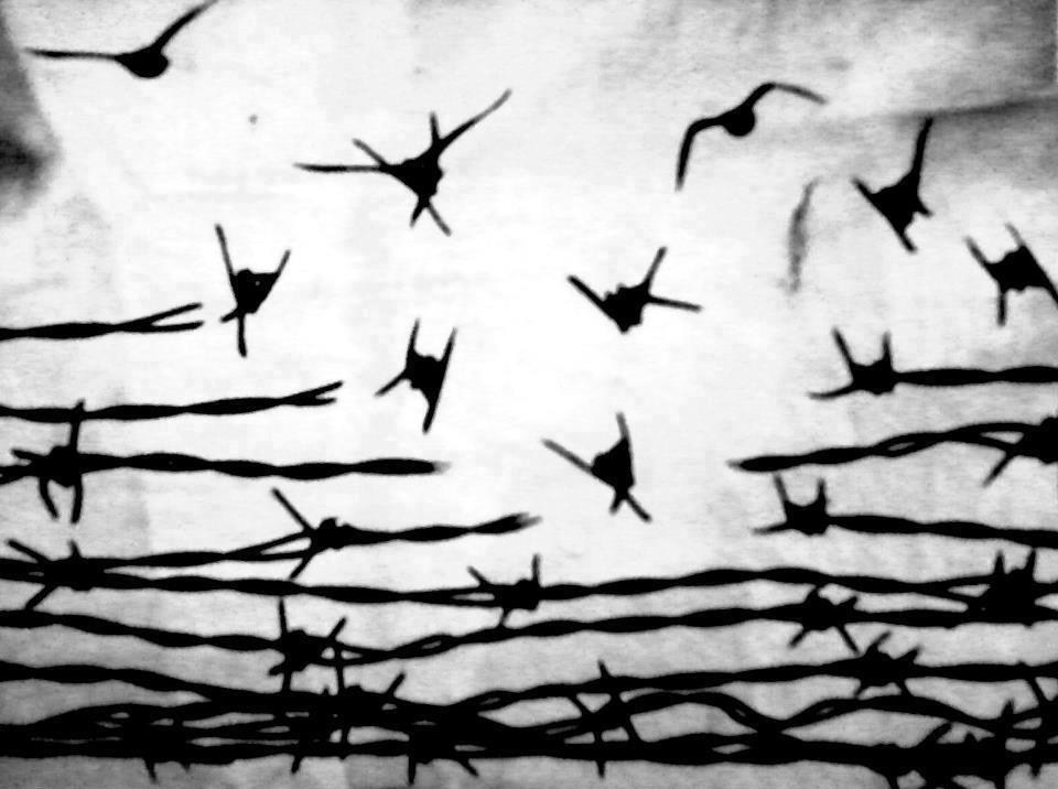Une perturbation des bureaux de Lemay inaugure le Printemps contre la prison !