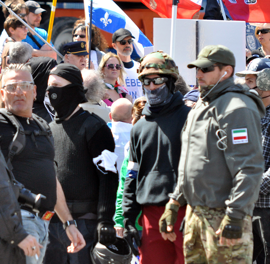 Un membre des III % du Québec propose de mener un « faux » attentat terroriste
