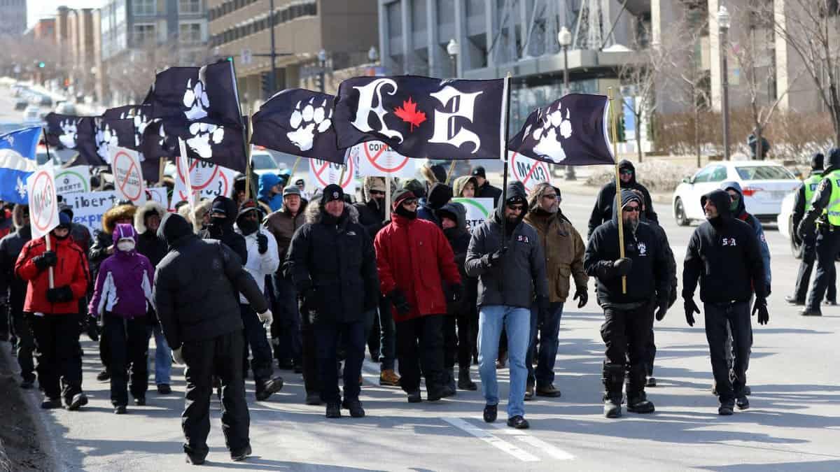Entre national-populisme et néofascisme : État des lieux de l'extrême droite au Québec en 2019