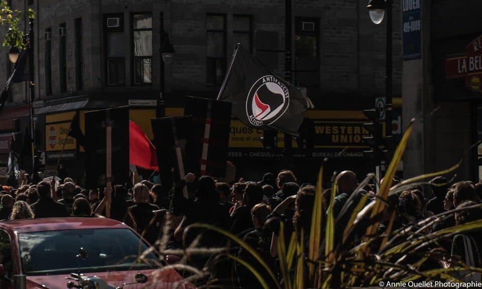 Un compte-rendu de la grève du climat à Montréal