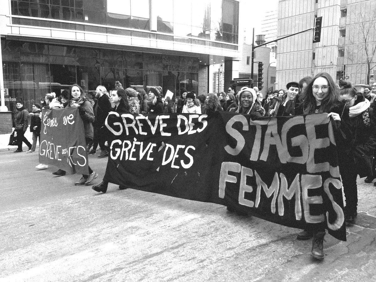 Retours sur la grève des stages