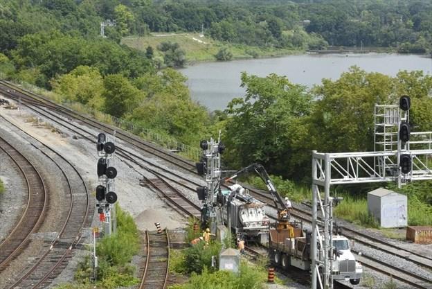 #ShutDownCanada : Carte interactive des blocages ferroviaires