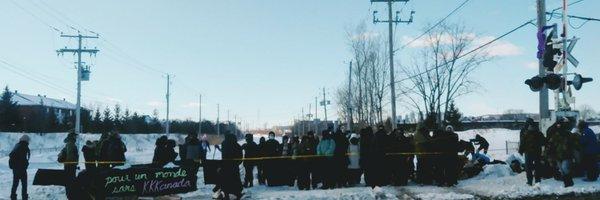 Les lignes ferroviaires du CN bloquées sur la Rive Sud de «Montréal» - appel public aux renforcements!