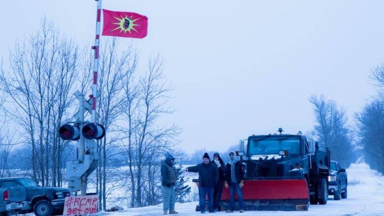 Neuvième jour du plus long blocage ferroviaire de l'histoire du Canada