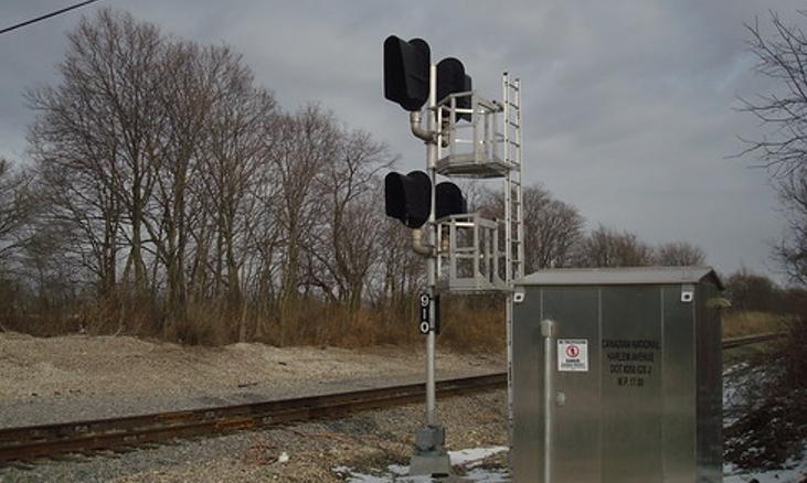 Les chemins de fer sabotés à nouveau en Ontario