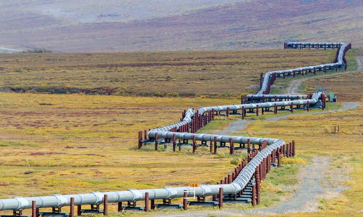 Alberta : Rapport sur le sabotage de pipelines derrière les lignes ennemies