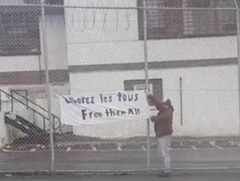 Caravanes #Liberezlestoustes 19 avril