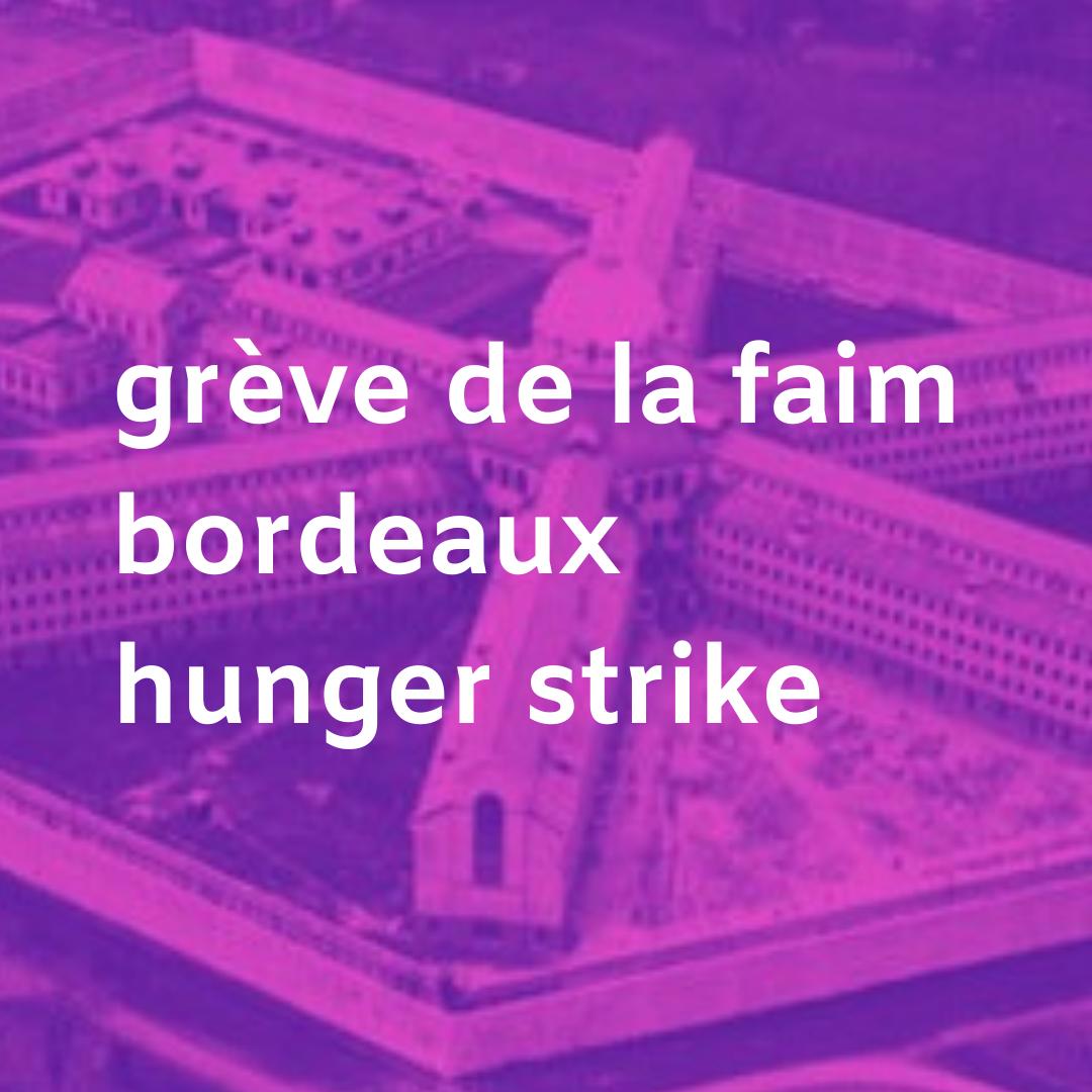 Manifs de bruit à l'extérieur des prisons de la région de Montréal suite à la mort d'un prisonnier et à une grève de la faim