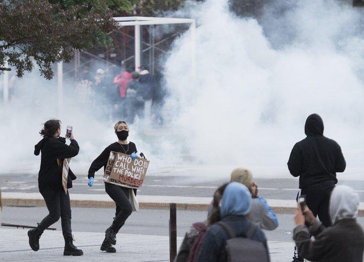L'insurrection chez nous