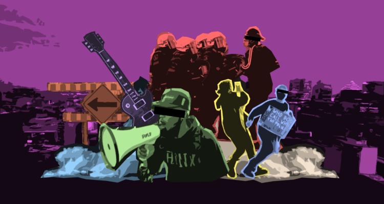Perspectives d'anarchistes NoirEs et raciséEs sur la manifestation du 31 mai : 9 propositions pour la suite