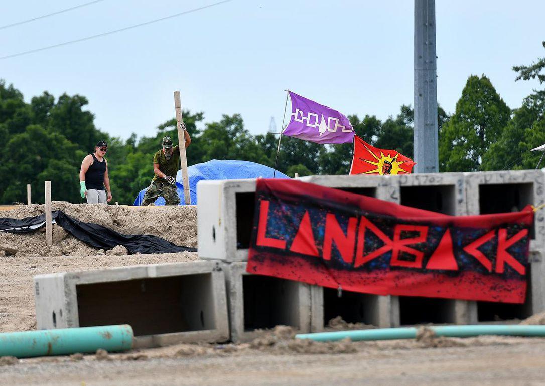 1492 Land Back Lane : Que se passe-t-il à Six Nations?
