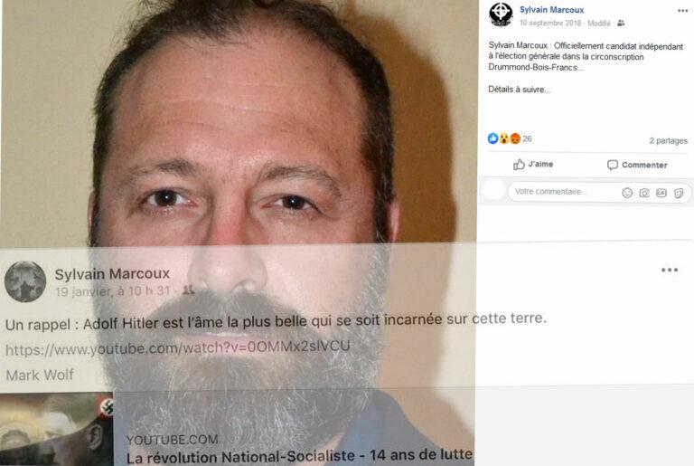 Sylvain Marcoux : un nazi chez les conspis
