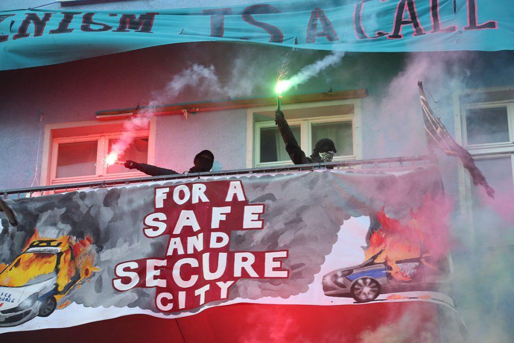 Berlin: Rigaer94 appelle à la solidarité internationale – la destruction de notre espace est attendue
