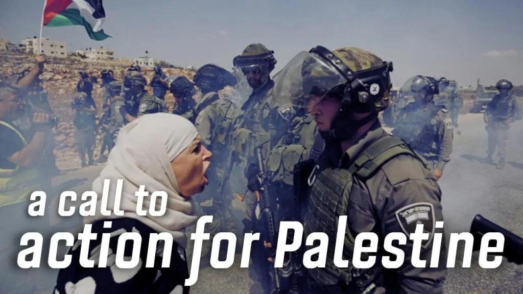 Appel à l'action pour la Palestine