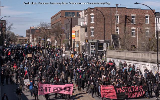 Manifestation anticapitaliste du 1er Mai: Pas de retour à la normale!