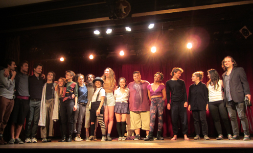 Le 15e Festival international de théâtre anarchiste de Montréal recherche des pièces !