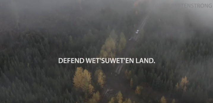 Territoire wet'suwet'en : Les Gidimt'en barricadent la route d'accès de CGL et lancent un appel urgent au soutien ; la GRC fait une arrestation